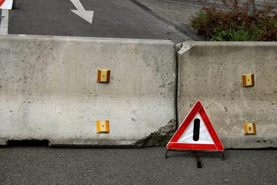 Road Block or Hurdle